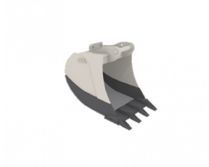 Tieflöffel Raupenbagger 1000 mm