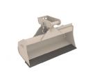 Grabenräumschaufel Minibagger 1000 mm