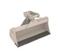 Grabenräumschaufel Minibagger 1200 mm
